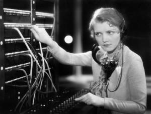 woman-phone-operator